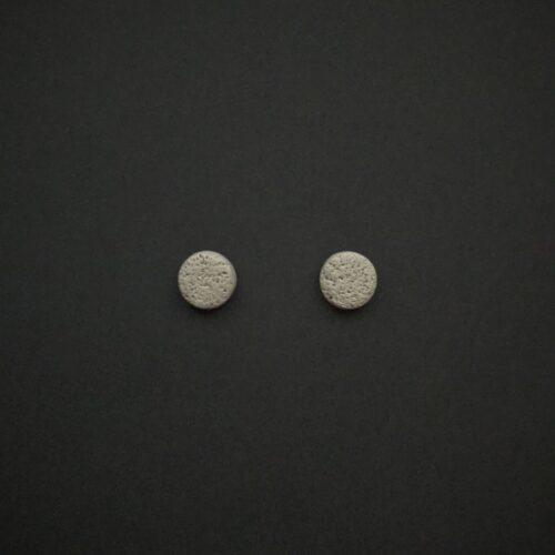 Boucles d'oreilles Grey Artapaon
