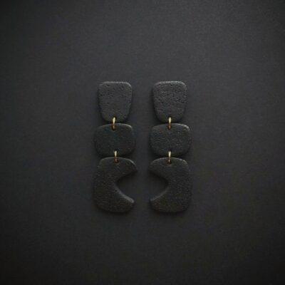 Boucles d'oreilles Maya Artapaon