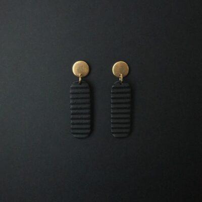 Boucles d'oreilles Lina version courte Artapaon