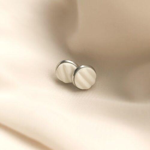 Boucles d'oreilles puces Sand Artapaon 4